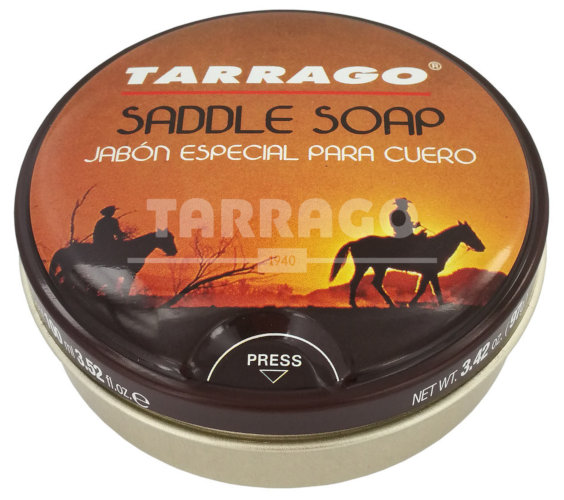 Die Saddlery Saddle Soap von Tarrago